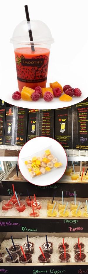 fresh fruit express concept
